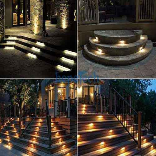 11 Kinds of LED Lights for Outdoor Use