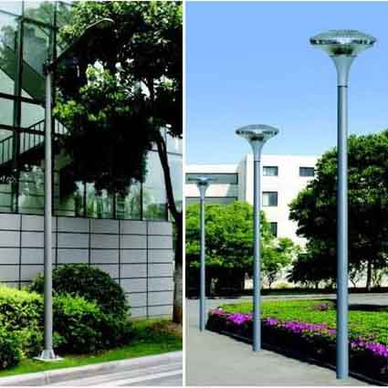 Three Types of Outside LED Yard Lights