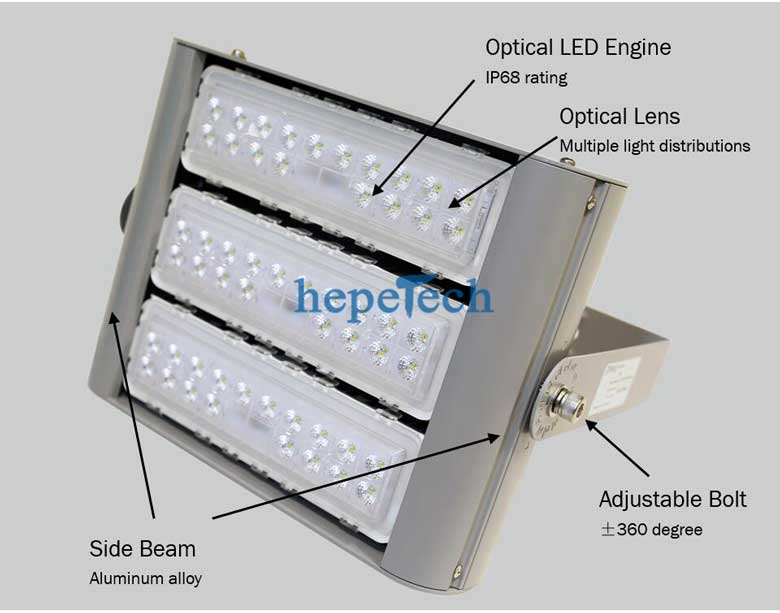 300w-led-high-bay-light-structure